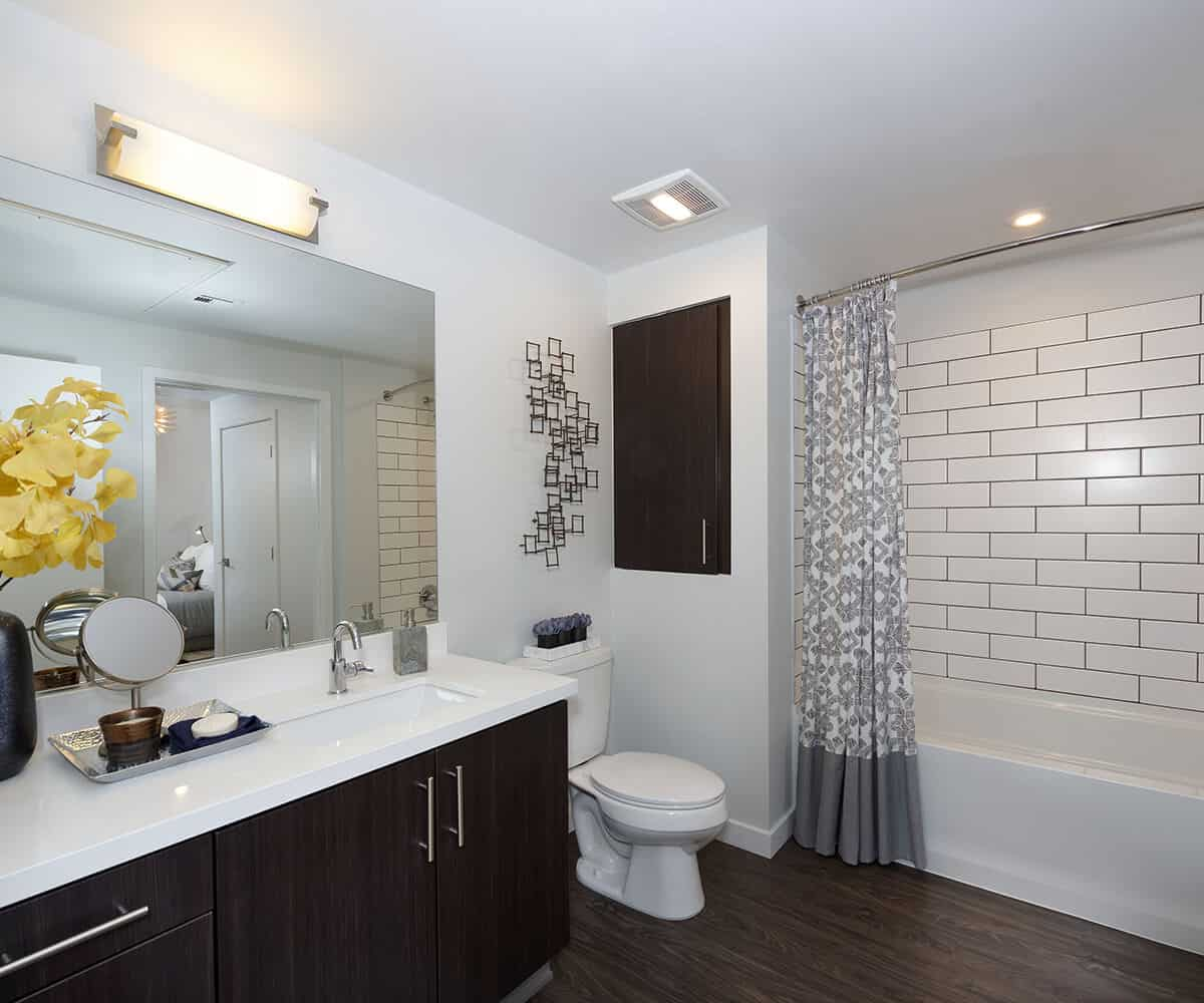 MODA Monrovia Bathroom