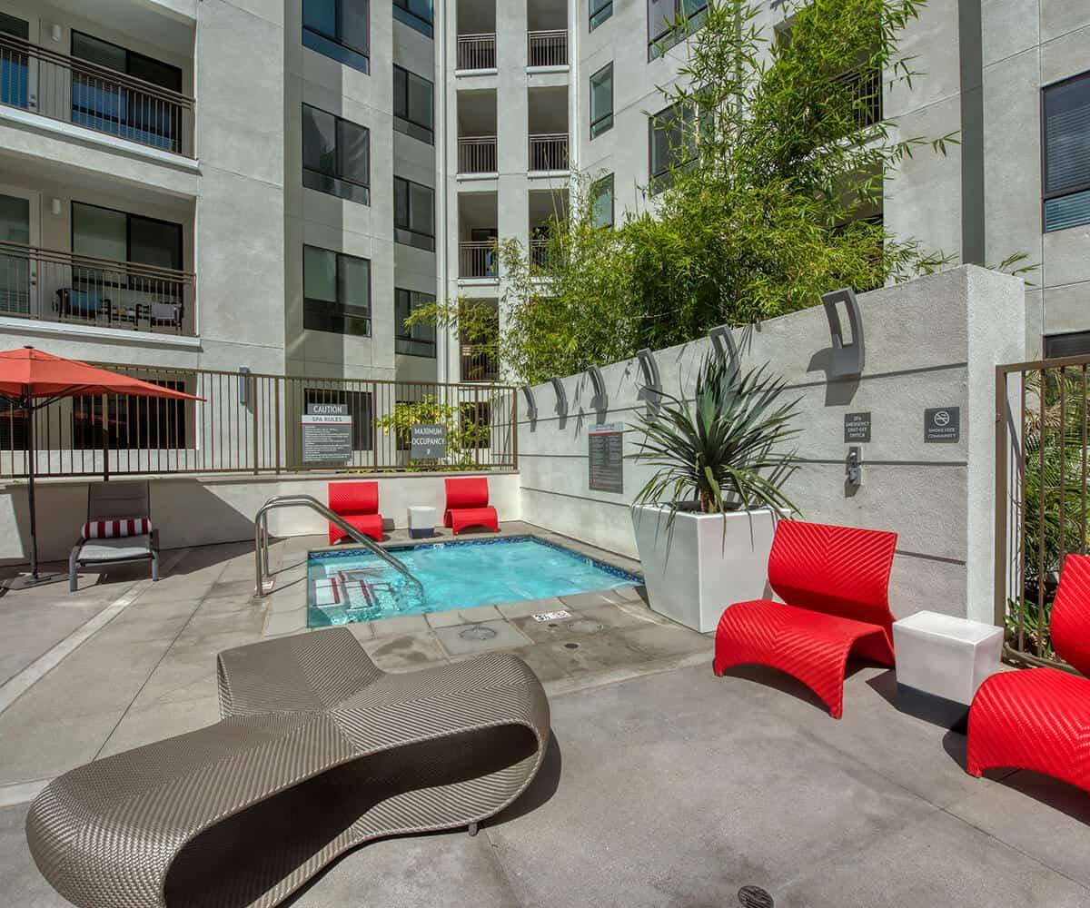 Spa Luxury Apartments Monrovia MODA