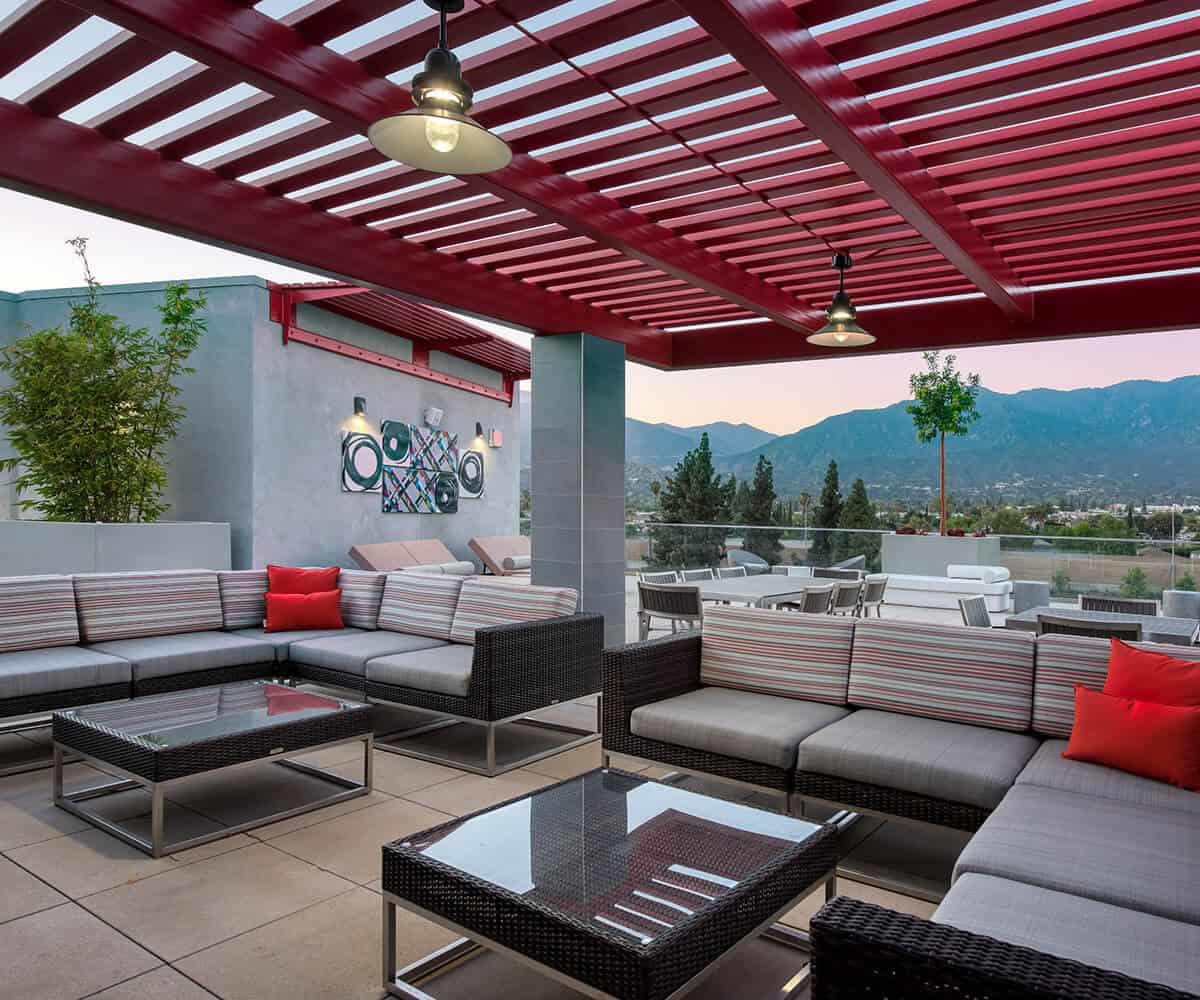 MODA Rooftop Lounge Monrovia Ca