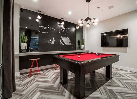MODA Pool Table