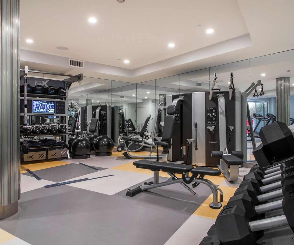 Fitness Center MODA Monrovia