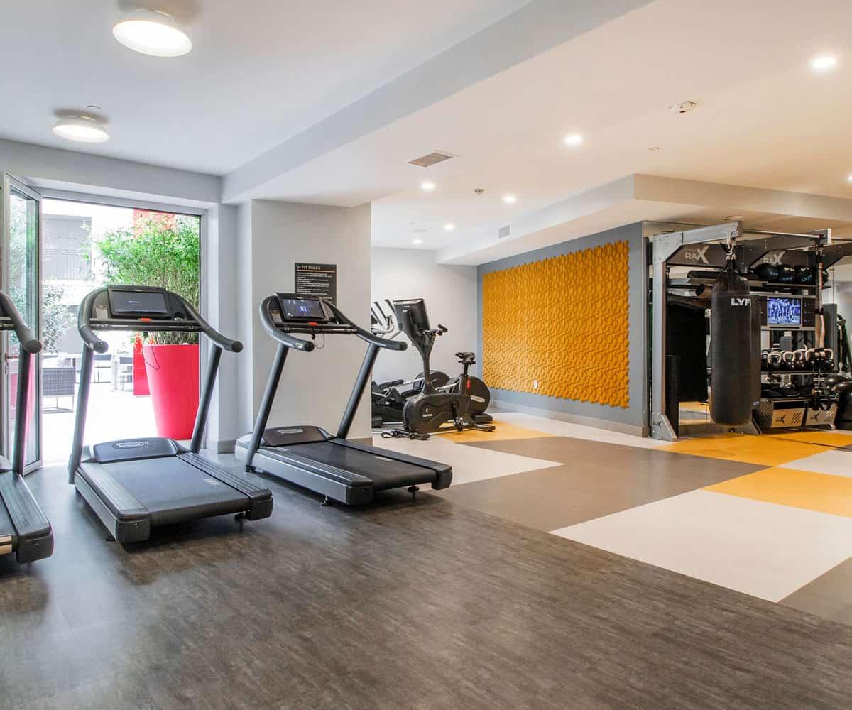MODA Monrovia Fitness Center